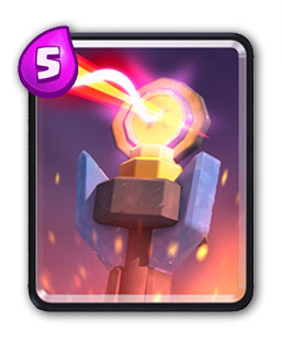 Clash Royale Torre Infierno
