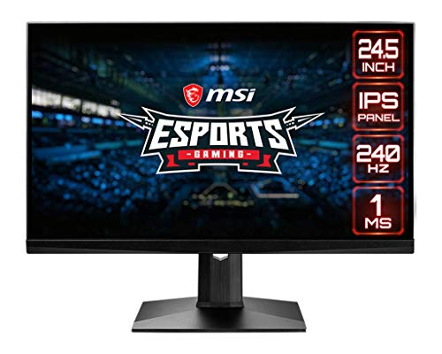 Monitores gaming 240Hz IPS