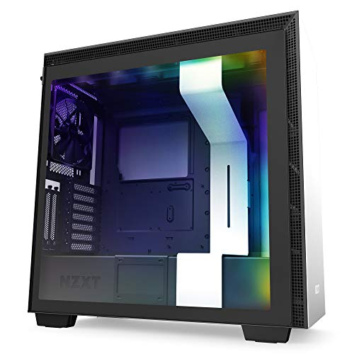 Nzxt H710i - Caja PC Gaming Semitorre ATX - Panel frontal...