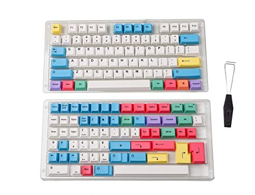 HK Gaming Dye Sublimation Keycaps - Cherry Profile - Teclas...